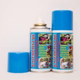 Смываемая меловая краска Waterpaint (синяя)