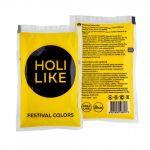 Краски Холи (желтый)