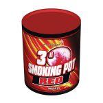 SMOKING POT (красный)
